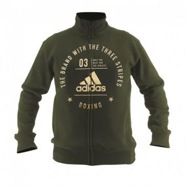 "adidas Community Jacket ""BOXING"" green/gold"