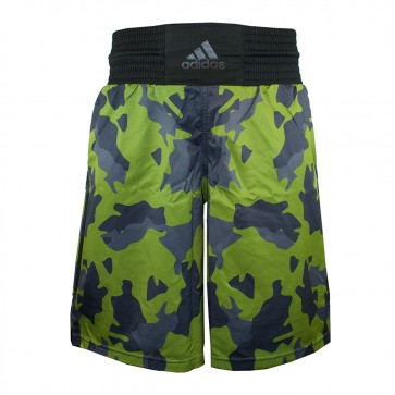 adidas Multiboxing Short camo green/black