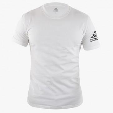 Promote Tee - white/black
