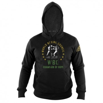 WBC Hoody Heritage - black