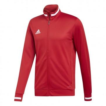 adidas T19 TRK JKT M POWER RED/WHITE
