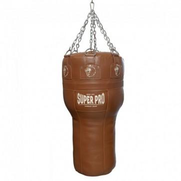 Super Pro Vintage Anglebag Leder