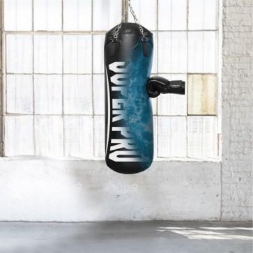 Super Pro Water-Air Punchbag 100 cm black