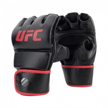 UFC Contender Fitness Glove black/red 6 oz (UHK-69411)