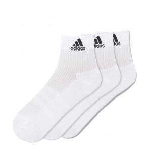 T19 Socken Ankle 3-Paar White