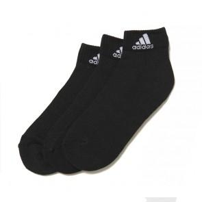T19 Socken CUSH Ankle 3-Paar Black