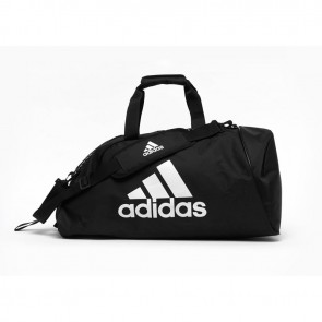 Sports Bag Shoulder Strap Combat Sports Black/White M
