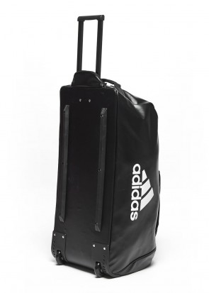 adidas Trolley Bag Polyester COMBAT SPORTS blk/wht XL