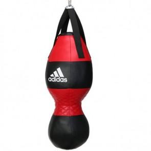 Uppercut Punching Bag 82 x 33 cm Schwarz/Rot