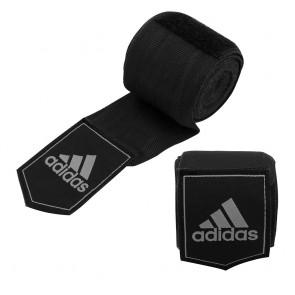 adidas Boxing Crepe Bandage Schwarz 5x2,55 cm
