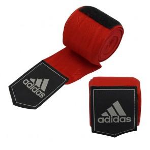adidas Boxing Crepe Bandage Rot 5x2,55 cm