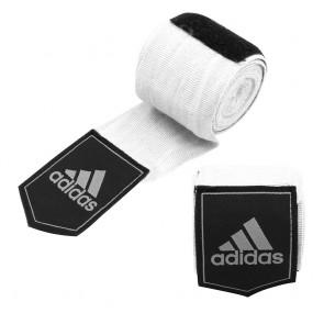 adidas Boxing Crepe Bandage Weiss 5x2,55 cm