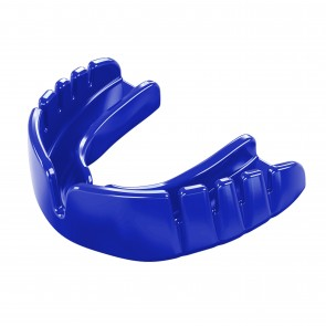 adidas Mundschutz OPRO Gen4 Snap-Fit Blau
