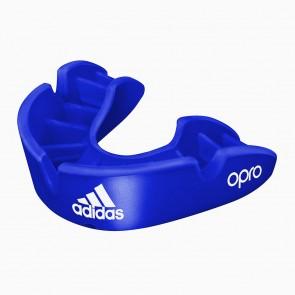 adidas Mundschutz OPRO Gen4 Bronze-Edition Blau