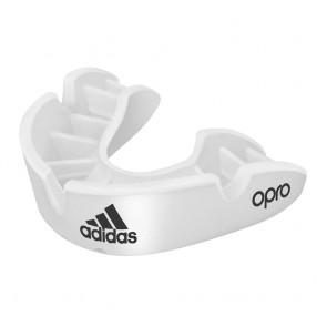adidas Mundschutz OPRO Gen4 Bronze-Edition Weiss