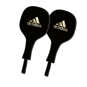 adidas Speed Pro Target black/gold (Paar)