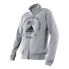 Community Jacket Boxing Grey/Black