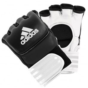 adidas Ultimate Fight Glove UFC Type Schwarz/Weiss
