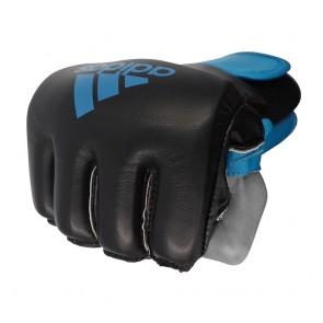 adidas GRAPPLING Training Glove Schwarz/Solar Blau