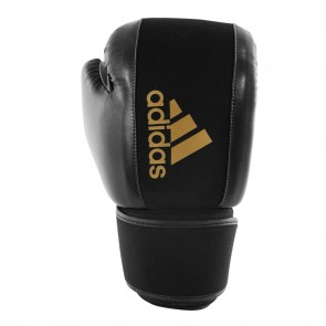 Boxing Gloves Washable black/gold
