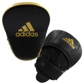 adidas adi Star Pro Speed Focus Pad Curved black/gold Onesize