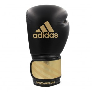 adidas Speed Pro black/gold