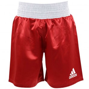 adidas MULTIBOXING SHORT Red