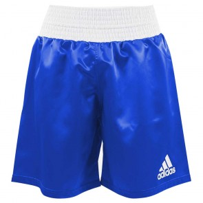 adidas MULTIBOXING SHORT Blue