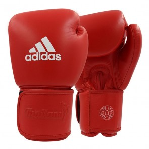 Muay Thai Glove 200 red