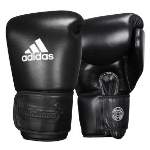 Muay Thai Glove 300 black