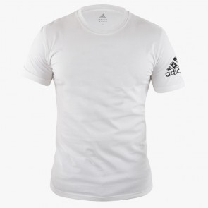 Promote Tee - white/black