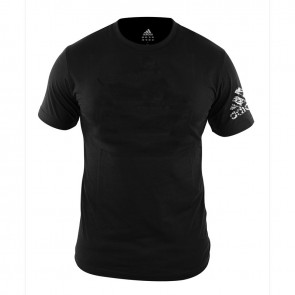 Promote Tee - black/white