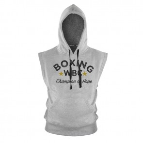 WBC Hoody Sleeveless - grey