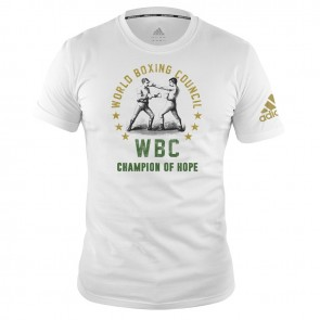 WBC T-Shirt Champ of Hope - white