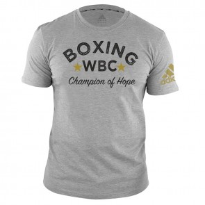 WBC T-Shirt Boxing - grey
