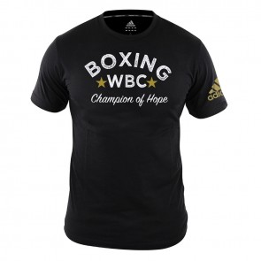 WBC T-Shirt Boxing - black