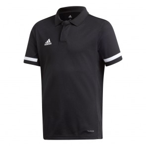 adidas T19 POLO Youth Boys BLACK/WHITE