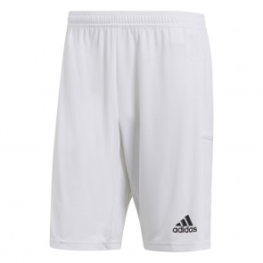 adidas T19 KN SHORTS M WHITE
