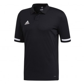 adidas T19 POLO M BLACK/WHITE