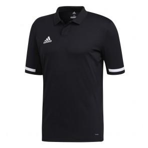 adidas T19 POLO M BLACK/WHITE