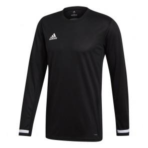 adidas T19S JERSEY M BLACK/WHITE