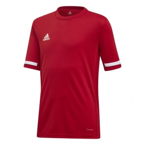 adidas T19 SS JSYYB POWER RED/WHITE