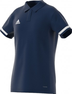 adidas T19 POLO YG COLLEGIATE NAVY/WHITE