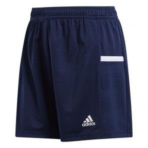 adidas T19 KN SHORTS W COLLEGIATE NAVY/WHITE