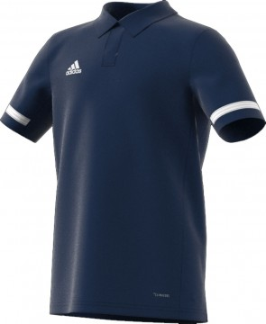 adidas T19 POLO YB COLLEGIATE NAVY/WHITE