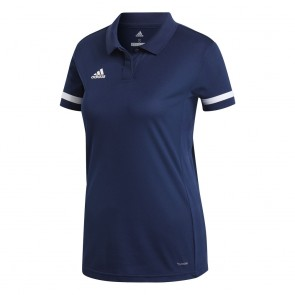 adidas T19 POLO W COLLEGIATE NAVY/WHITE