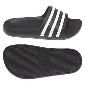 adidas T19 ADILETTE AQUA K BLACK / WHITE