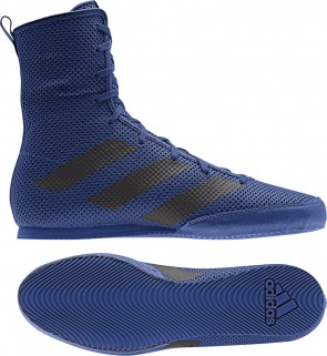 adidas BOX HOG 3 blue/black