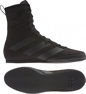 adidas BOX HOG 3 black