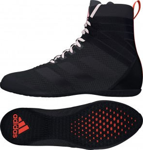 Speedex 18 Boxschuhe black/red